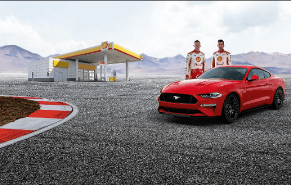 Shell Mustang Competition