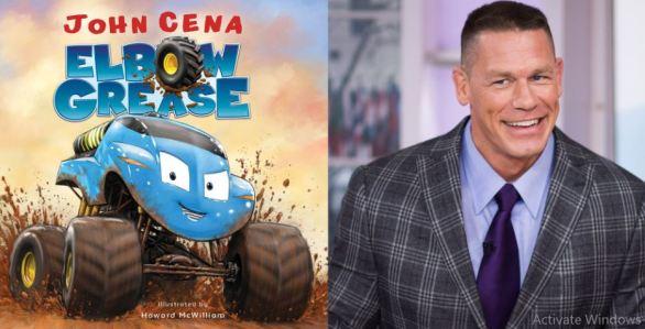 Today Show KLG and HODA John Cena Book Giveaway