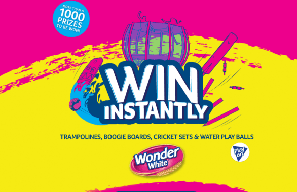 Wonder White Promotion