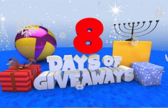 Click Orlando 8 Days of Giveaways