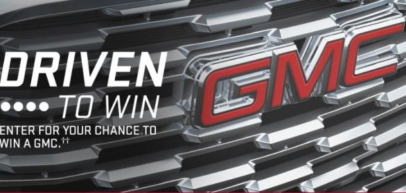 GMC Canada Driven to Win Contest