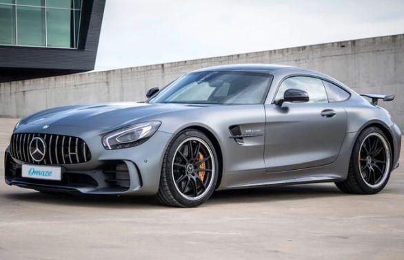 Omaze Mercedes Benz AMG GTR Sweepstakes