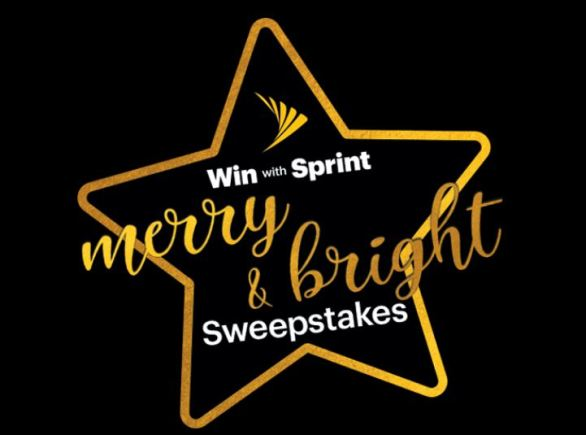Sprint Holiday Sweepstakes