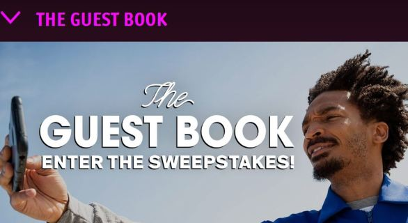 TBS The Guest Book Sweepstakes