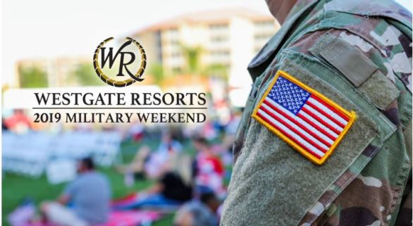 Westgate Resorts Military Giveaway