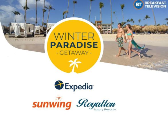 Breakfast Television Winter Paradise Getaway Contest