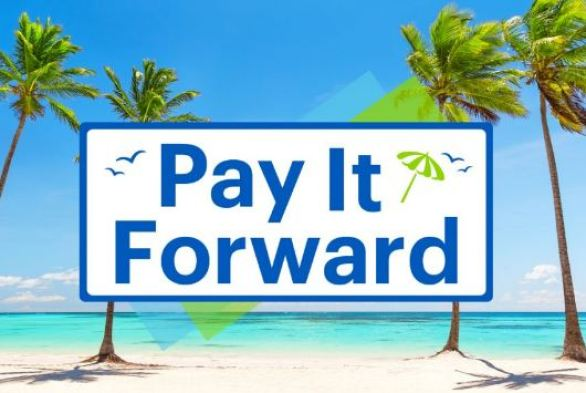 Chfi Pay It Forward Trip A Day Giveaway Contest