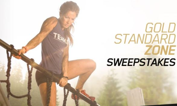 Gold Standard Zone Sweepstakes