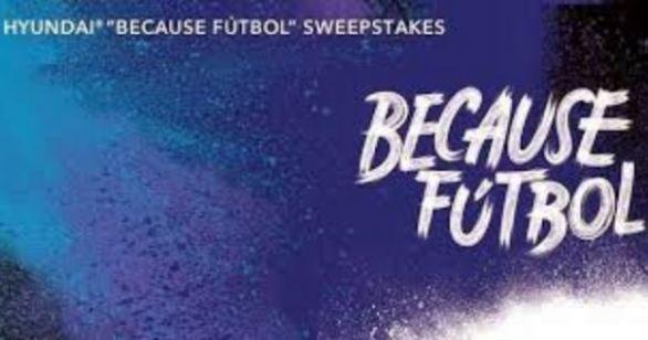 Hyundai Because Football Super Bowl LIII Sweepstakes