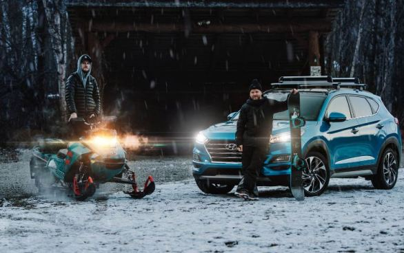 Hyundai Own Winter Experience Social Contest