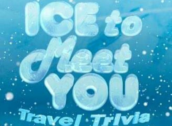 Live With Kelly and Ryan Ice To Meet You Travel Trivia Sweepstakes