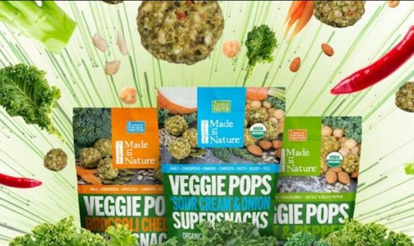 Made In Nature Veggie Pops Sampling Sweepstakes