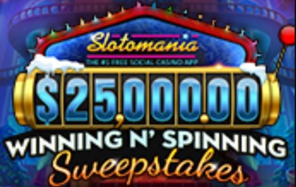 PCH Winning N' Spinning Sweepstakes