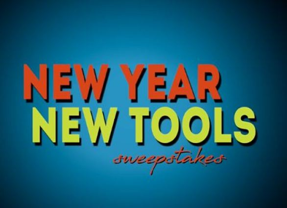 Today's Homeowner New Year, New Tools Sweepstakes