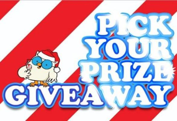 Tootsie Roll Pick Your Prize Christmas Giveaway