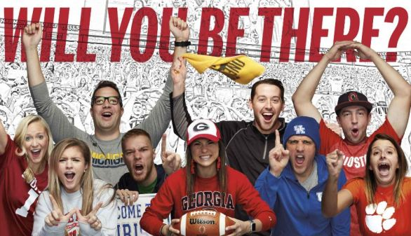Wilson Will You Be There Sweepstakes