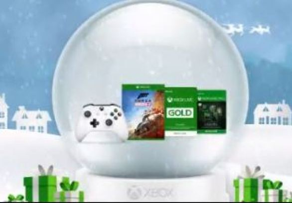 Xbox Canada Holiday Countdown Contest