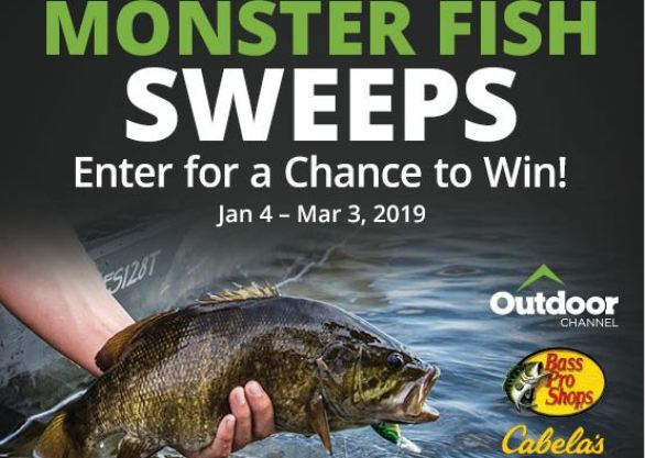 Basspro-Monster-Fish-Sweepstakes