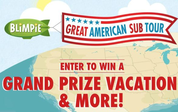 Blimpie-Great-American-Sub-Tour-Sweepstakes