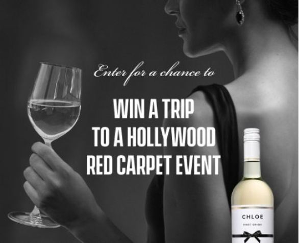 Chloewinecollection-Red-Carpet-Sweepstakes