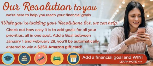 Dieterich Bank Winter Resolution Sweepstakes