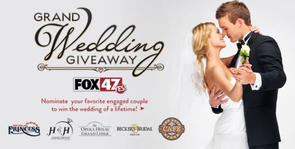 Fox 47 News Grand Wedding Giveaway
