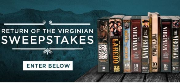 INSP Return of The Virginian Sweepstakes
