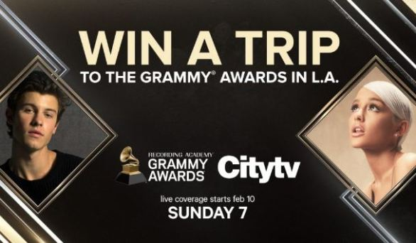 Kiss FM 61st Grammy Awards Contest