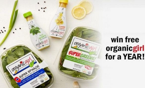 OrganicGirl New Year's Sweepstakes