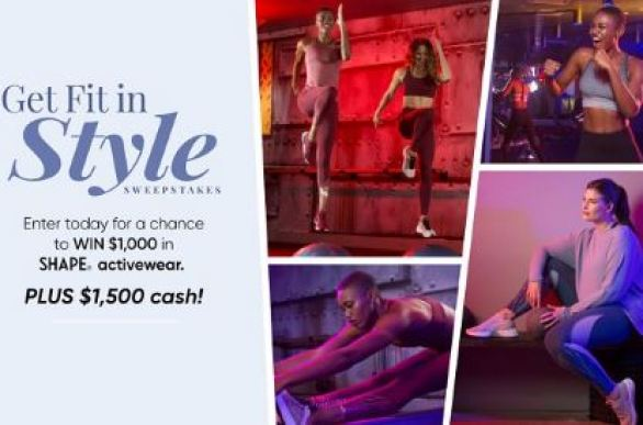 Shape-Get-Fit-in-Style-Sweepstakes