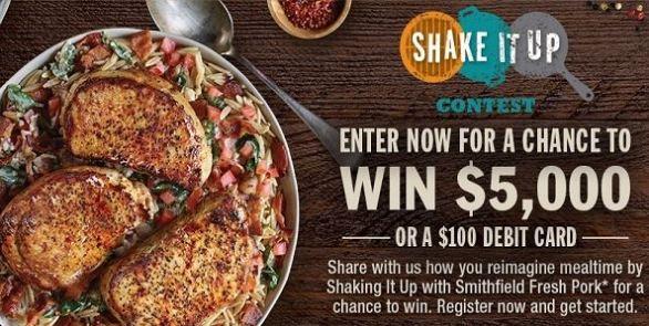 Smithfield-Shake-It-Up-Contest