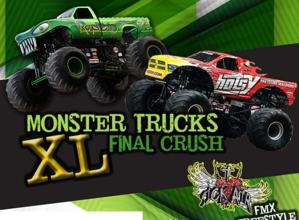Wearegreenbay Monster Jam Xl Tour Giveaway Contest