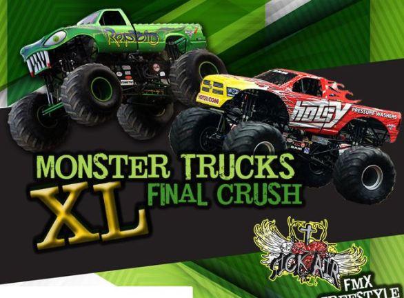 Wearegreenbay Monster Jam Xl Tour Giveaway Contest