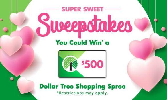 Dollartree-Super-Sweet-Sweepstakes