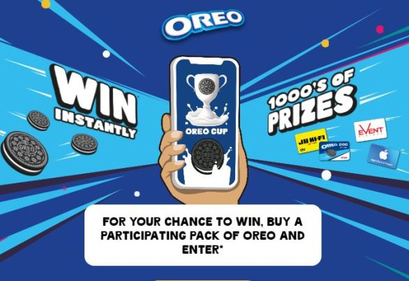 OreoCup-Woolworths-Competition