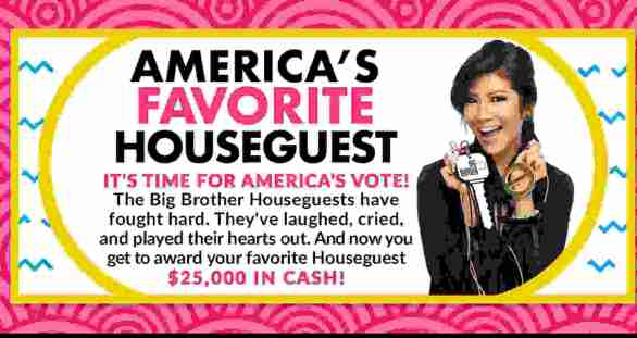 CBS-Big-Brother-Vote