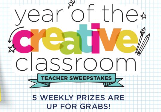 Michaels-Teacher-Sweepstakes