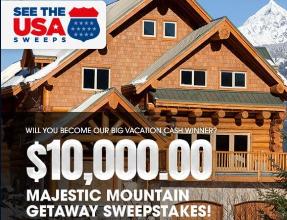PCH-Majestic-Mountain-Getaway-Sweepstakes