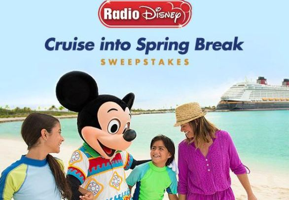 Radiodisney-Cruise-Into-Spring-Break-Sweepstakes
