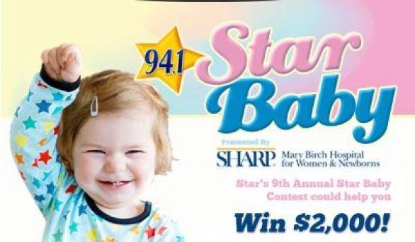 Star941fm-Star-Baby-Contest