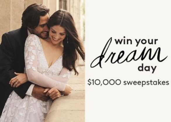 Davidsbridal-Dream-Day-Sweepstakes