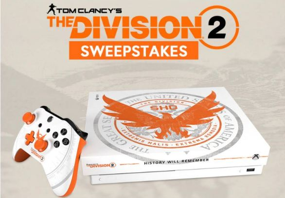 GameStop-Division2-Sweepstakes