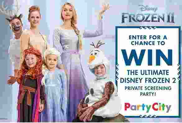 PartyCity-Frozen-2-Screening-Party-Sweepstakes
