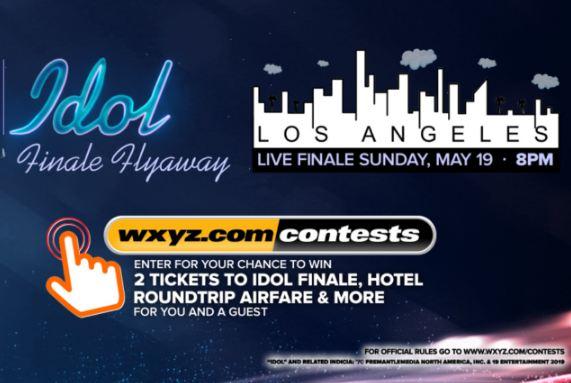 WXYZ-American-Idol-Contest