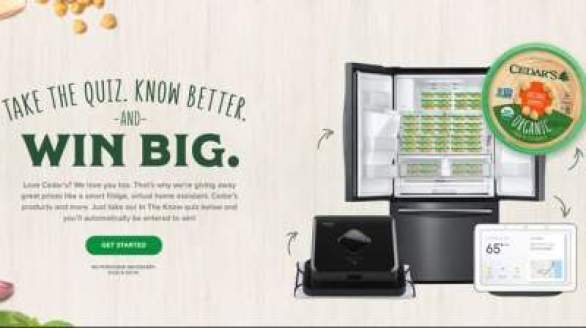 CedarsFoods-Now-You-Know-Sweepstakes