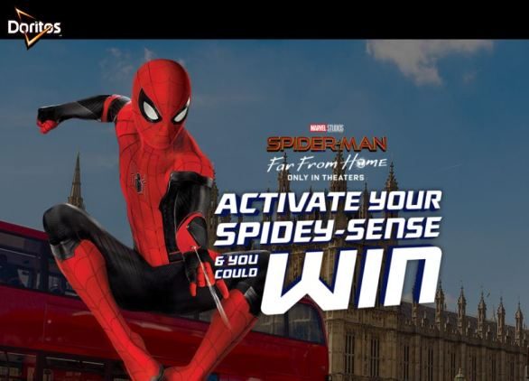 DoritosSpiderman-Sweepstakes