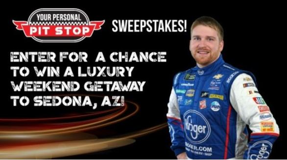 Jtgdaughertyracing-Speed-Up-Clean-Up-Sweepstakes
