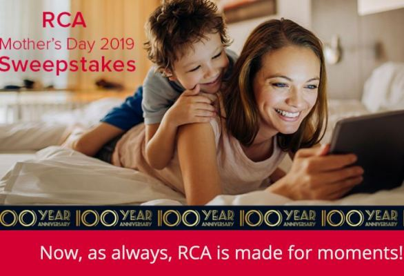 RCA-Mothers-Day-Sweepstakes