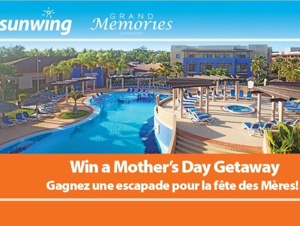 Sunwing-Mothers-Day-Contest