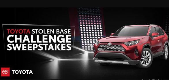 Toyota-Stolen-Base-Challenge-Sweepstakes